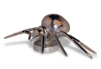 Spider Hood Ornament - Louis Lejeune