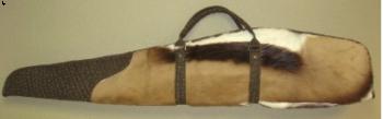 Springbok Hide Rifle Case - Front