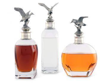 Vagabond House Flying Duck Liquor Decanter