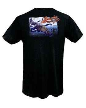 Winter Geese DU T Shirt
