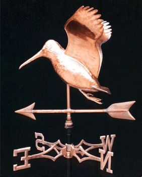 Woodcock Weathervane - Barry Norling