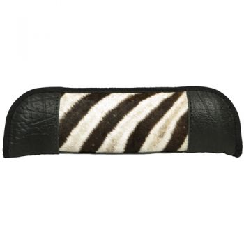 Zebra & Cape Buffalo Hide Knife Case