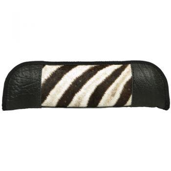 Zebra & Cape Buffalo Hide Knife Case